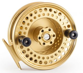 Gold Islander MR3 Mooching Reel
