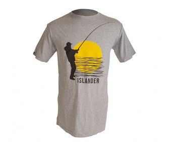 Islander Sunset T Shirt