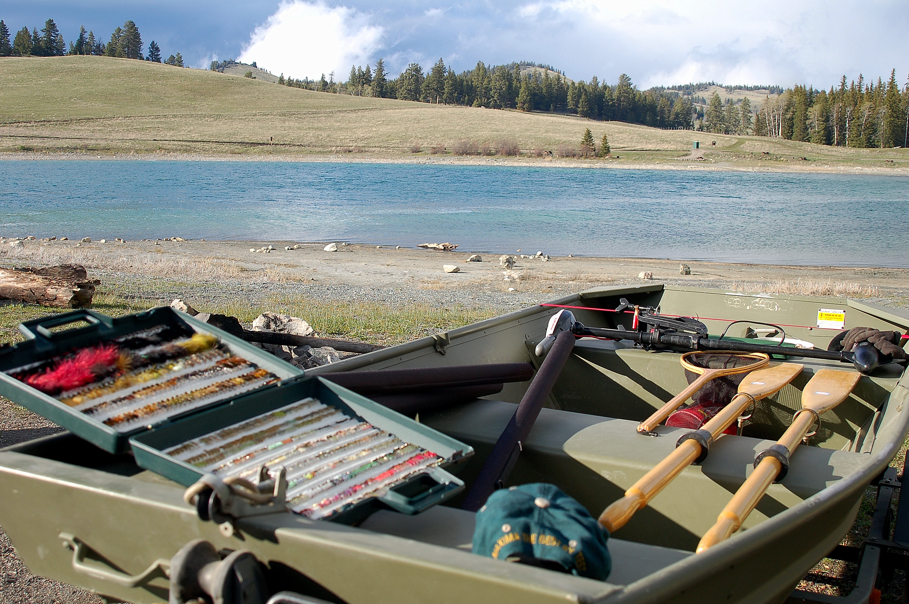 The right fly fishing equipment for any scenario tom for The fly fishing shop