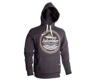 Black Islander Nautical Hoodie