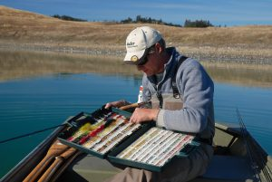Choosing a Chironomid Fly Pattern